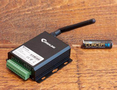 LoRa Remote I/O Controller