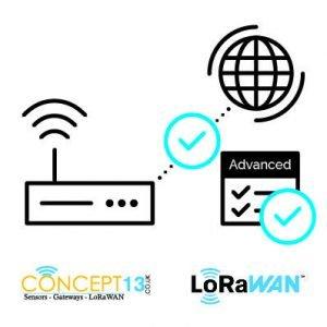Lora Gateway Provisioning - Advanced