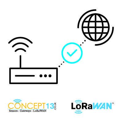 LoRaWAN Gateway Configuration