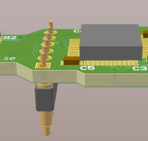 Photo of Elsys LoRaWAN Sensor Programming Key